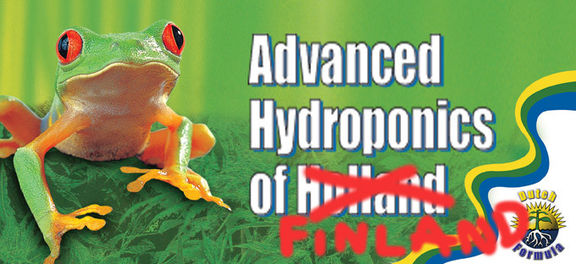 Advanced Hydroponics of Finland