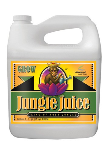 5.0 L Grow Jungle Juice, Advanced Nutrients