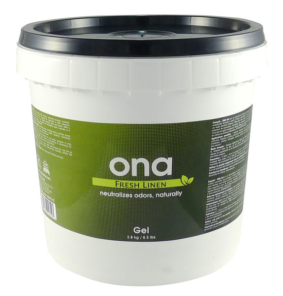 ONA Gel 4.0 L Fresh Linen