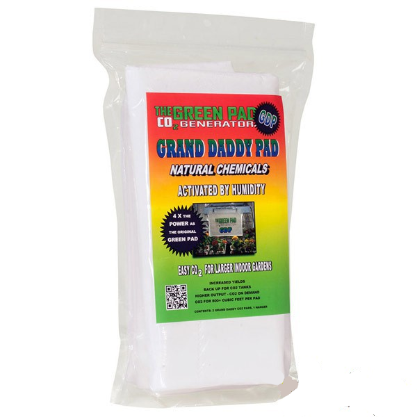 GREEN PAD GRAND DADDY CO2 Generator