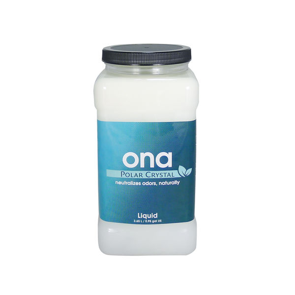ONA Liquid 4.0 L Polar Crystal