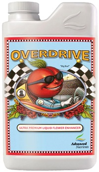 Advanced Nutriens Overdrive