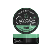 Cannadips Natural Mint Flavor 150mg