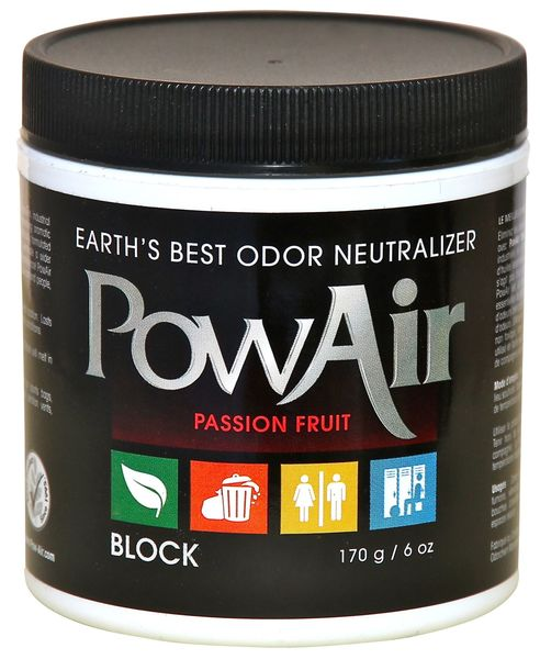 Powair Block 170 g Passion Fruit